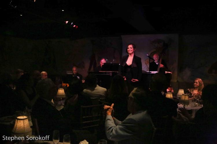 Lea Salonga at The Carlyle | Kristen Van Nest  Lea Salonga at ...