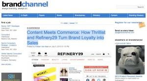 Content Meets Commerce