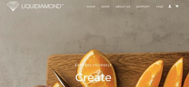 liquid diamonds copy website